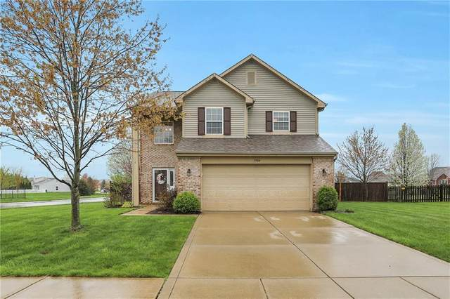 3904 Crest Point Drive, Westfield, IN 46062 (MLS #21776560) :: Anthony Robinson & AMR Real Estate Group LLC