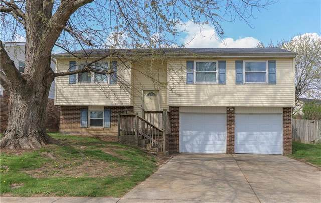 5808 Somers Drive, Indianapolis, IN 46237 (MLS #21776586) :: Heard Real Estate Team | eXp Realty, LLC