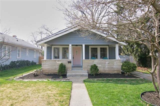 4826 Crittenden Avenue, Indianapolis, IN 46205 (MLS #21776595) :: RE/MAX Legacy
