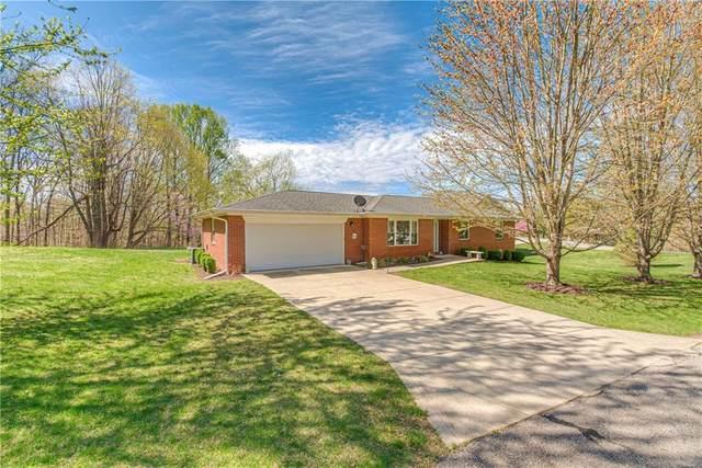 1201 Deer Run, Martinsville, IN 46151 (MLS #21776596) :: Heard Real Estate Team | eXp Realty, LLC