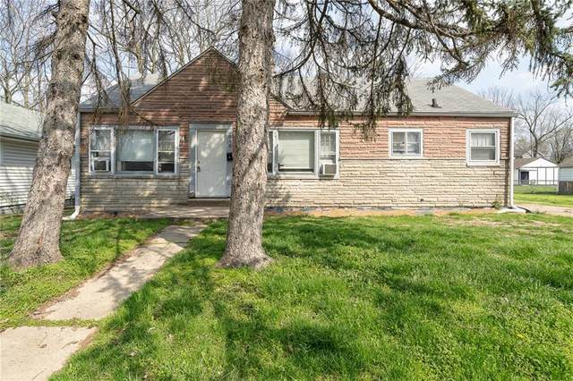 959 N Pershing Avenue, Indianapolis, IN 46222 (MLS #21776602) :: Mike Price Realty Team - RE/MAX Centerstone