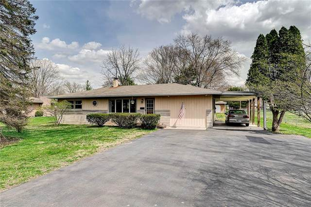 6675 Derbyshire Road, Indianapolis, IN 46227 (MLS #21776607) :: Mike Price Realty Team - RE/MAX Centerstone