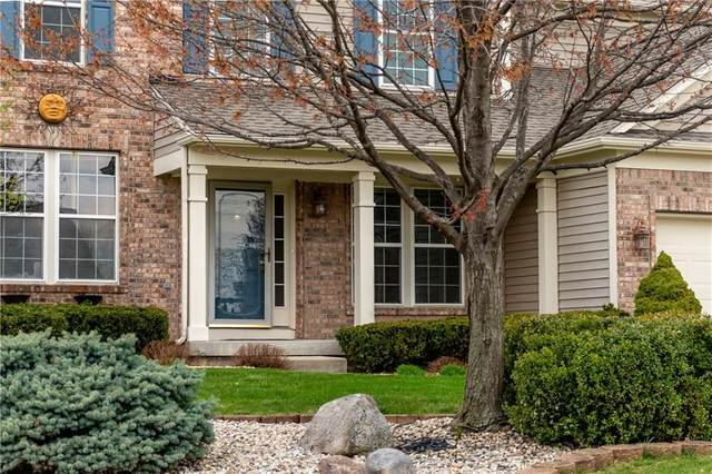 14212 Autumn Woods Drive, Carmel, IN 46074 (MLS #21776623) :: The ORR Home Selling Team
