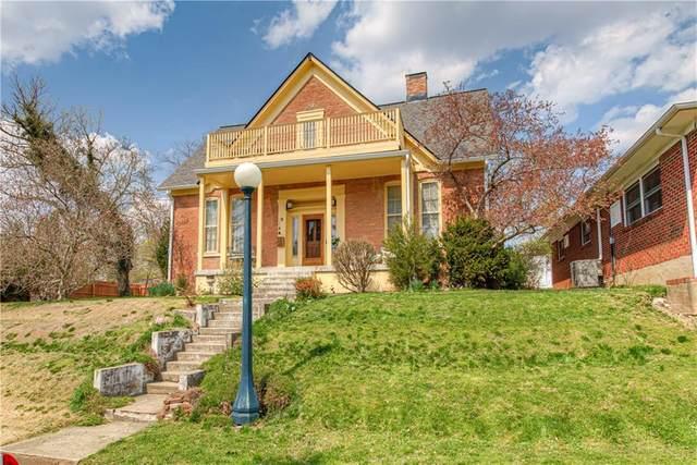 192 W Broadway Street, Danville, IN 46122 (MLS #21776625) :: The ORR Home Selling Team