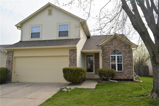 6019 Sycamore Forge Lane, Indianapolis, IN 46254 (MLS #21776637) :: Mike Price Realty Team - RE/MAX Centerstone