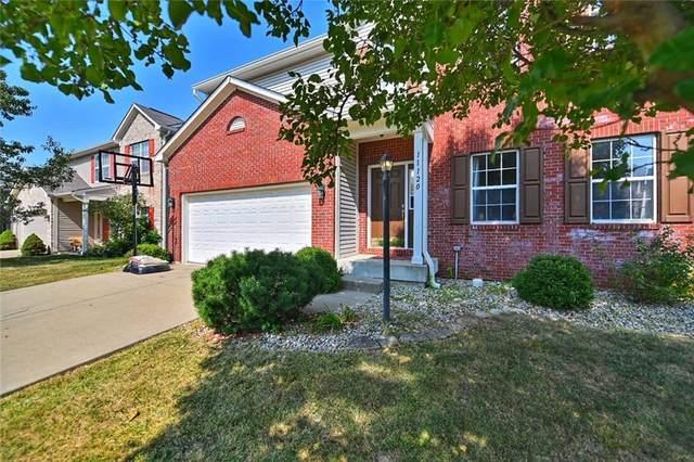 11120 Long Lake Lane, Fishers, IN 46037 (MLS #21776640) :: Anthony Robinson & AMR Real Estate Group LLC