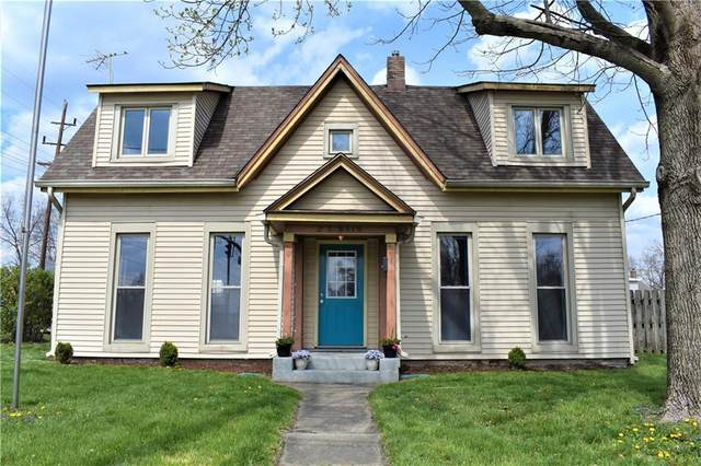 2 E Main Street, Greenwood, IN 46143 (MLS #21776641) :: Anthony Robinson & AMR Real Estate Group LLC