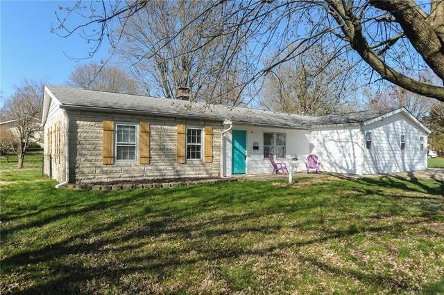 600 E Pearl Street, Greenwood, IN 46143 (MLS #21776650) :: Anthony Robinson & AMR Real Estate Group LLC