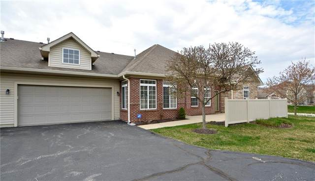11172 Red Fox Run, Fishers, IN 46038 (MLS #21776651) :: The Evelo Team