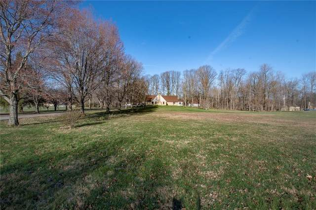 2180 S County Road 300 E, Danville, IN 46122 (MLS #21776662) :: The ORR Home Selling Team