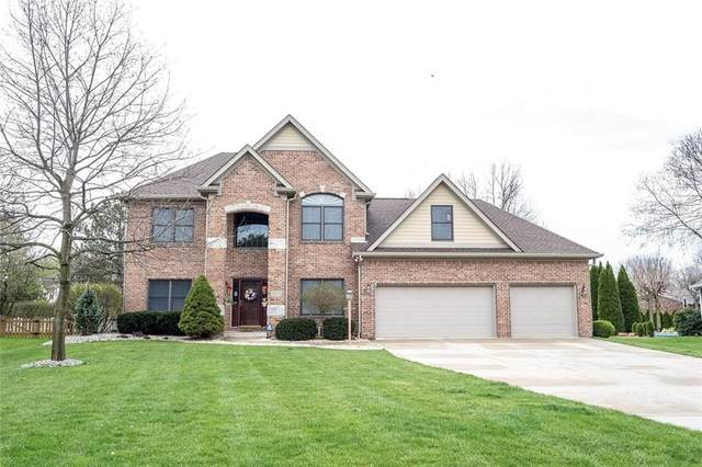 19155 Morrison Way, Noblesville, IN 46060 (MLS #21776667) :: Heard Real Estate Team | eXp Realty, LLC