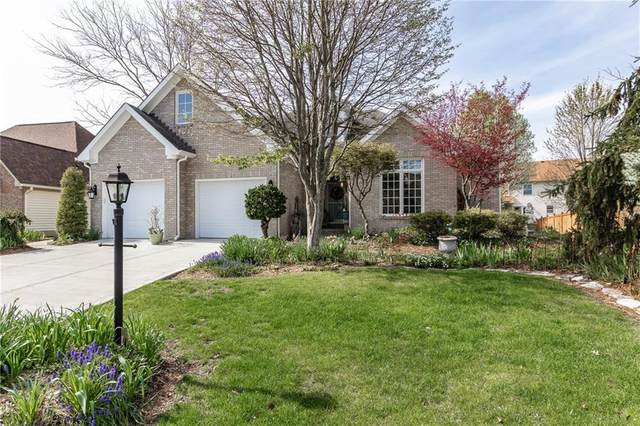 10140 Cheswick Lane, Fishers, IN 46037 (MLS #21776677) :: The Indy Property Source