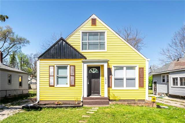 1930 N Winfield Avenue, Indianapolis, IN 46222 (MLS #21776681) :: AR/haus Group Realty