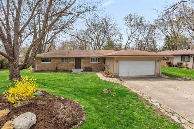 905 Bristol Road, Indianapolis, IN 46280 (MLS #21776684) :: Heard Real Estate Team | eXp Realty, LLC