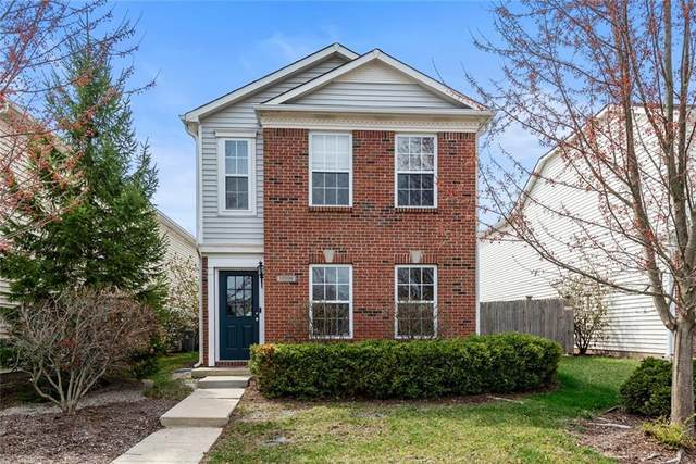 10109 Cumberland Pointe Boulevard, Noblesville, IN 46060 (MLS #21776700) :: The Indy Property Source