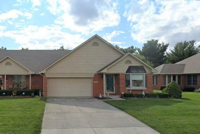 2784 Colony Lake West Drive, Plainfield, IN 46168 (MLS #21776714) :: Anthony Robinson & AMR Real Estate Group LLC