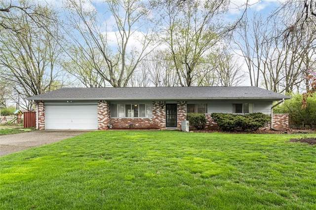 1132 W 79th Street, Indianapolis, IN 46260 (MLS #21776726) :: Mike Price Realty Team - RE/MAX Centerstone