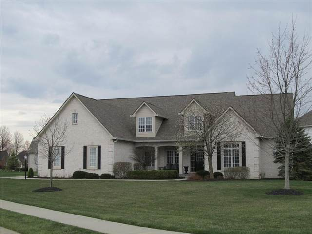 12994 Pontell Place, Carmel, IN 46074 (MLS #21776728) :: Mike Price Realty Team - RE/MAX Centerstone