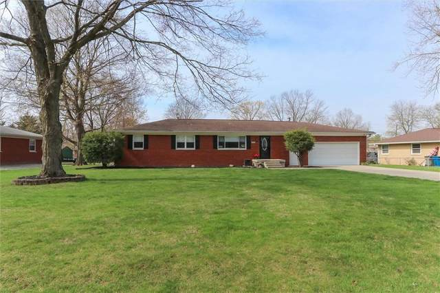 314 Heather Drive, Indianapolis, IN 46214 (MLS #21776738) :: The Indy Property Source
