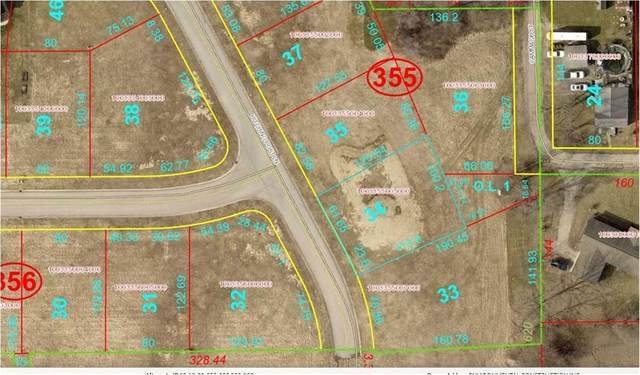 Lot 34 Hitching Post Lane, Muncie, IN 47304 (MLS #21776744) :: The Indy Property Source