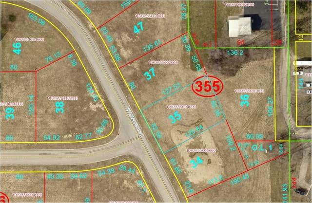 Lot 35 Hitching Post Lane, Muncie, IN 47304 (MLS #21776748) :: The ORR Home Selling Team