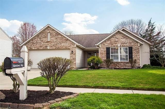 9009 Eiderdown Way, Indianapolis, IN 46234 (MLS #21776751) :: Heard Real Estate Team | eXp Realty, LLC