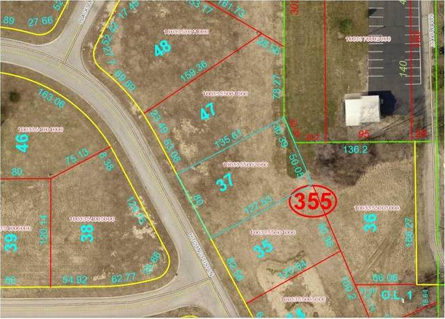 Lot 37 Hitching Post Lane, Muncie, IN 47304 (MLS #21776752) :: The ORR Home Selling Team