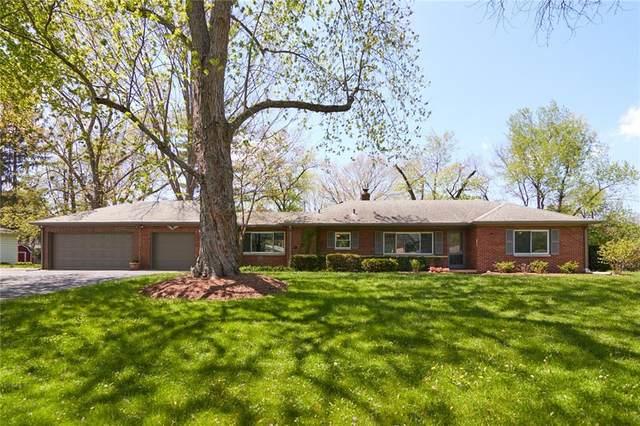 7870 Barlum Drive, Indianapolis, IN 46240 (MLS #21776761) :: Heard Real Estate Team | eXp Realty, LLC