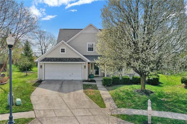 11211 Cowan Lake Court, Indianapolis, IN 46235 (MLS #21776774) :: Heard Real Estate Team | eXp Realty, LLC