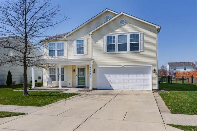 5716 Skipping Stone Drive, Indianapolis, IN 46237 (MLS #21776775) :: Pennington Realty Team