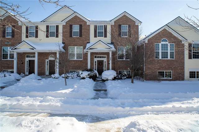 12632 Hamsel Lane, Fishers, IN 46037 (MLS #21776778) :: Richwine Elite Group