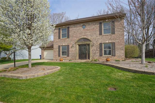 7622 Meadow Ridge Drive, Fishers, IN 46038 (MLS #21776782) :: Heard Real Estate Team | eXp Realty, LLC