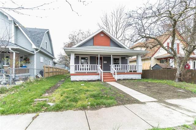 720 N Colorado Avenue, Indianapolis, IN 46201 (MLS #21776785) :: Heard Real Estate Team | eXp Realty, LLC