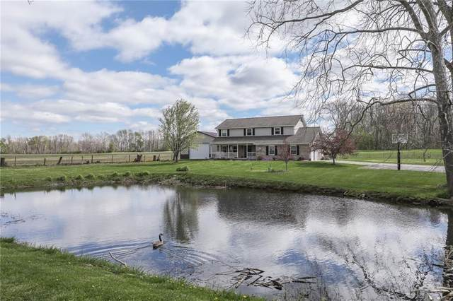 10339 N Rooker Road, Mooresville, IN 46158 (MLS #21776790) :: Mike Price Realty Team - RE/MAX Centerstone