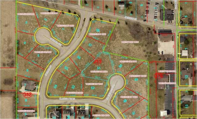 Lot 52 Blacksmith Drive, Muncie, IN 47304 (MLS #21776804) :: The Indy Property Source