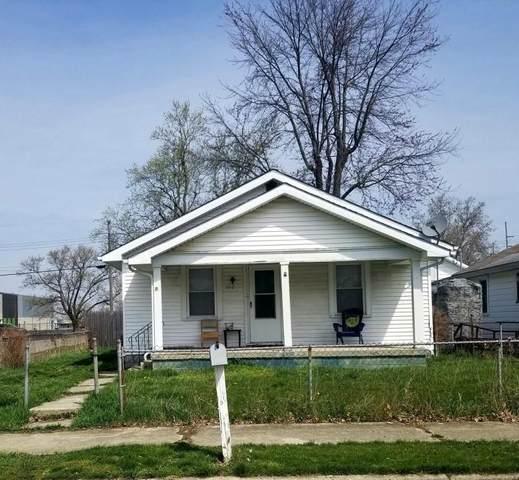 1012 W 14th Street, Muncie, IN 47302 (MLS #21776817) :: The ORR Home Selling Team