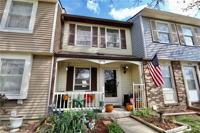 3772 Lima Court, Indianapolis, IN 46227 (MLS #21776825) :: The Indy Property Source