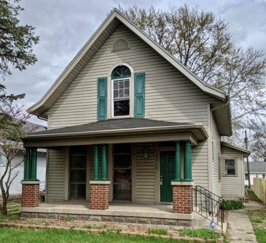 2414 Broad Street, New Castle, IN 47362 (MLS #21776826) :: Mike Price Realty Team - RE/MAX Centerstone
