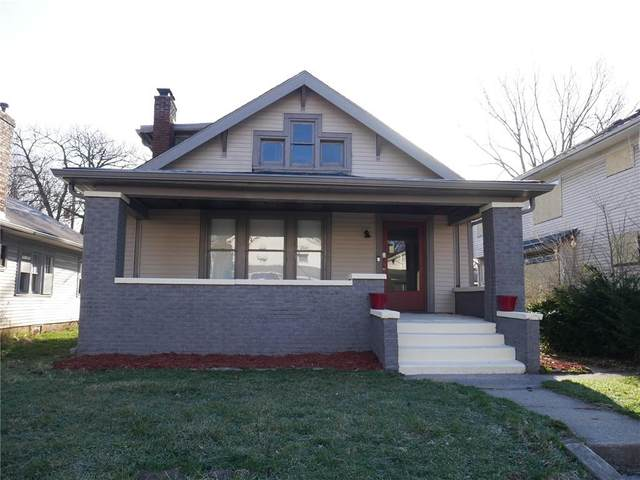 3621 N Capitol Avenue, Indianapolis, IN 46208 (MLS #21776835) :: Mike Price Realty Team - RE/MAX Centerstone