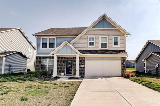 5481 N Woodside Court, Mccordsville, IN 46055 (MLS #21776856) :: Anthony Robinson & AMR Real Estate Group LLC