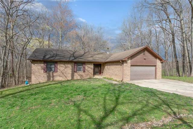 5950 N West Shore Drive, Morgantown, IN 46160 (MLS #21776857) :: Dean Wagner Realtors