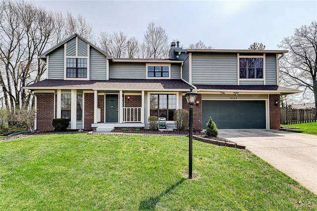 8762 Spend A Buck Court, Indianapolis, IN 46217 (MLS #21776866) :: Anthony Robinson & AMR Real Estate Group LLC