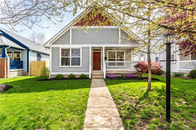 2255 N New Jersey Street, Indianapolis, IN 46205 (MLS #21776874) :: Anthony Robinson & AMR Real Estate Group LLC
