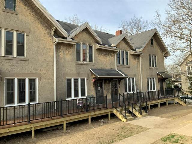 300-302 S 12th Street, New Castle, IN 47362 (MLS #21776882) :: The ORR Home Selling Team