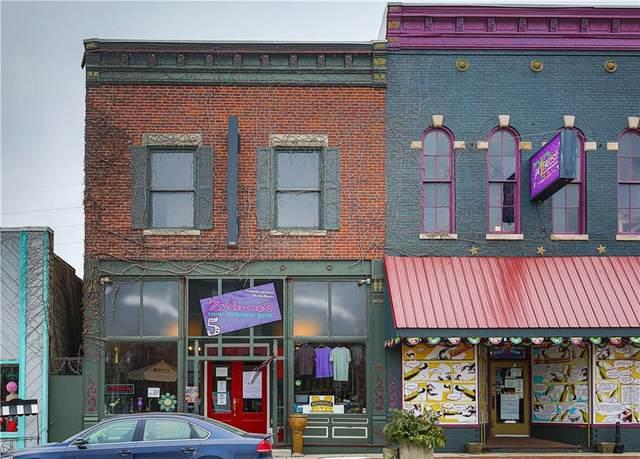 9 E Main Street, Mooresville, IN 46158 (MLS #21776887) :: Pennington Realty Team