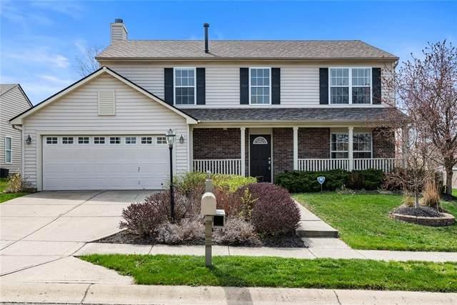 11259 Blue Meadow Drive, Fishers, IN 46037 (MLS #21776889) :: Ferris Property Group