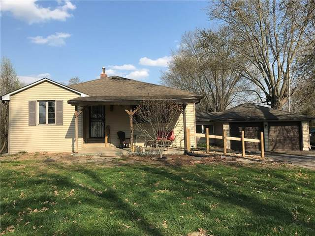 4709 S County Road 500 E, Plainfield, IN 46168 (MLS #21776891) :: Ferris Property Group