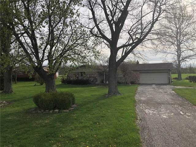 2253 N Centerline Road, Franklin, IN 46131 (MLS #21776915) :: Heard Real Estate Team   eXp Realty, LLC