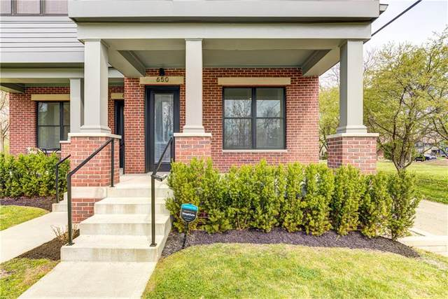 650 E 13th Street, Indianapolis, IN 46202 (MLS #21776927) :: Richwine Elite Group