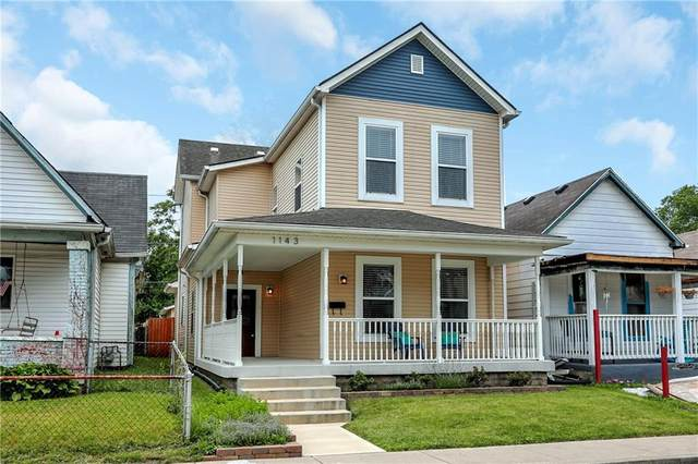 1143 Hoyt Avenue, Indianapolis, IN 46203 (MLS #21776932) :: Heard Real Estate Team | eXp Realty, LLC
